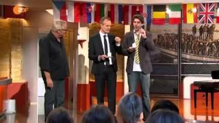 """""""Die Anstalt"""" vom 29.04 wird verklagt, weil Die Kabarettisten die Wahrheit sagen."""
