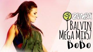 Zumba Mega Mix 57 / J Balvin - Bobo / Zumba® Fitness Choreo / Reggaeton