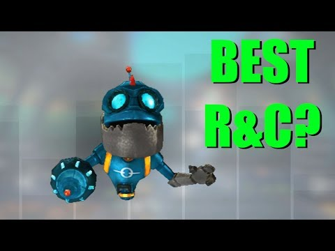 BEST RATCHET & CLANK? Ratchet & Clank A Crack in Time review by Classic Game Room
