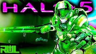 HALO 5 | INFECTION GAMEPLAY w/ BREVS | REACH UPDATE (Halo 5 Guardians Xbox One)
