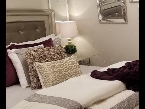 NEW LUXURIOUS: GUEST BEDROOM TOUR