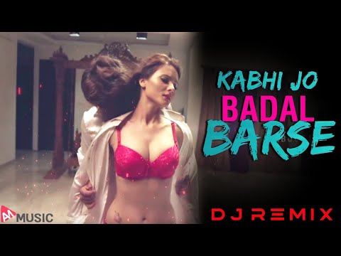 KABHI JO BADAL BARSE | DJ REMIX | HOT VIDEO | ADITYA MUSIC | IN FULL H.D 1080p