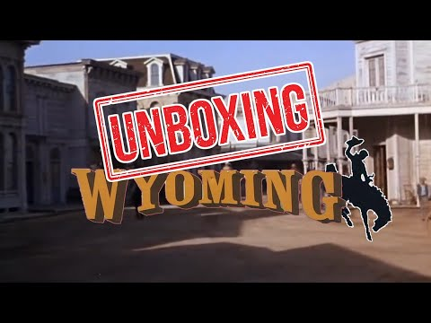 UNBOXING WYOMING: What It's Like Living in WYOMING