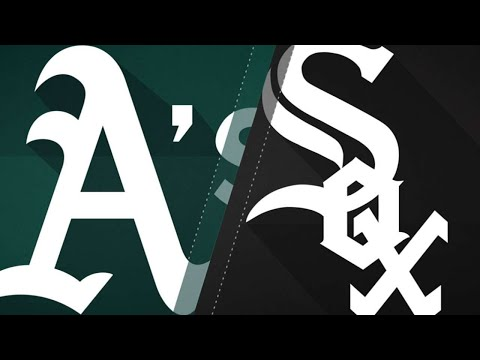 Moncada's 6 RBIs lead White Sox to 10-3 win: 6/24/18