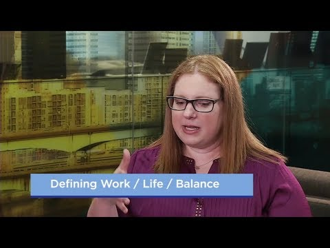 Dr. Lisa Allen's tips for maintaining work-life balance | 2018 PA Conference for Women