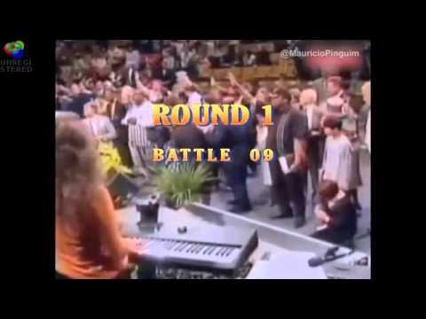 Igreja Ou Street Fighterall 12 Warriors Wmv