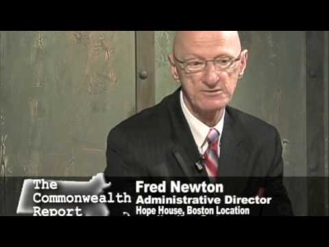 Part 1 of Lt Gov Murray interview of F Newton of H...