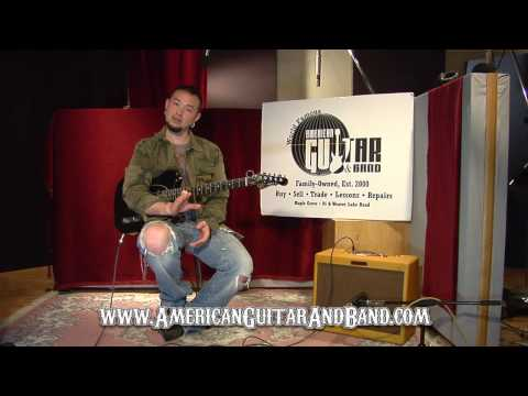 Casey Smith, Guitar Instructor at American Guitar & Band