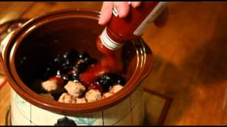 Bigg Daddy's Gourmet Westside Cooking: Grape Jelly Meatballs
