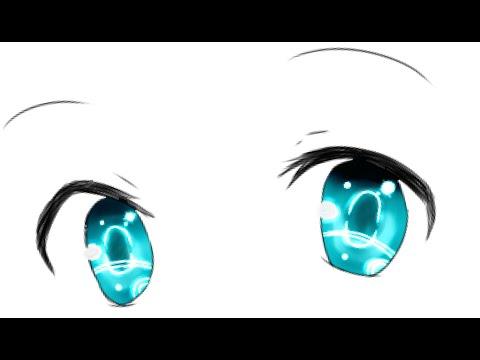 キラキラした目の塗り方 Youtube