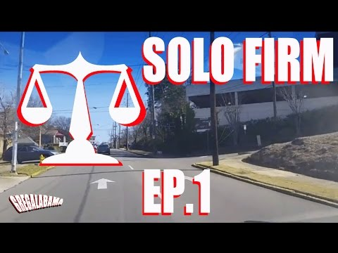 Sink or Swim  - Starting a Solo Law Firm Ep  1