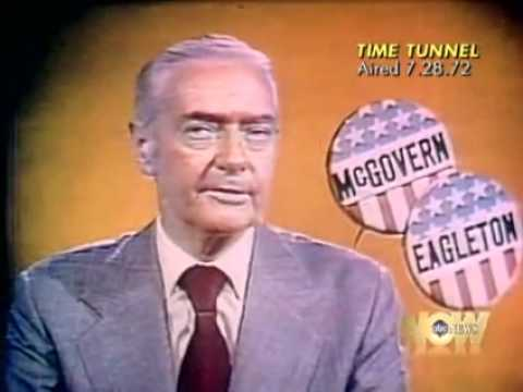 George McGovern and Tom Eagleton 1972 ElectionWallDotOrg.flv