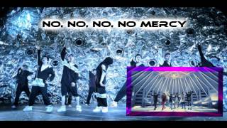 No Mercy - B.A.P (Karaoke/Instrumental)