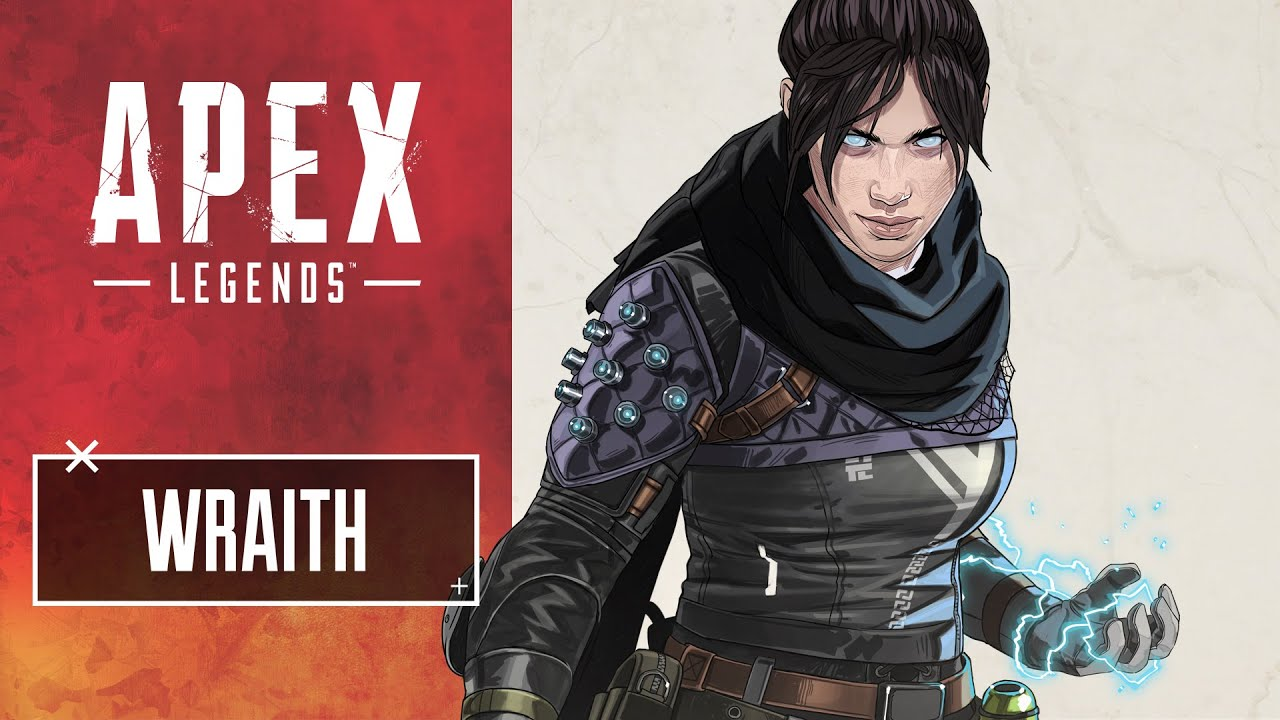 Meet Wraith – Apex Legends Character Trailer