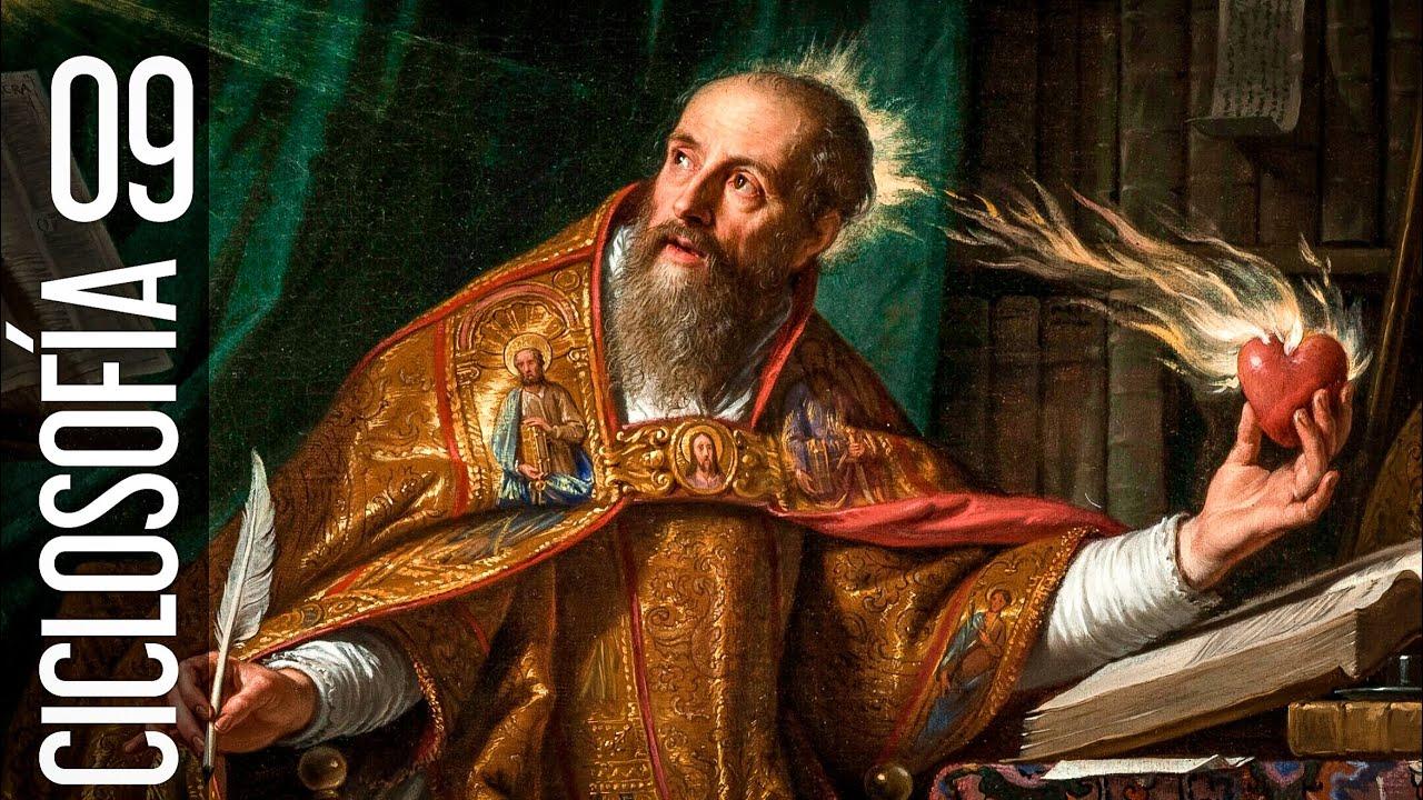 Cap 09: La filosofía de Agustín de Hipona | La sociedad medieval y la  patrística
