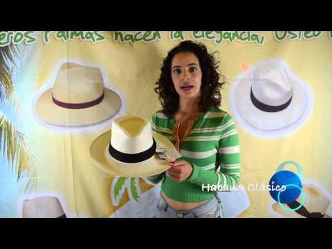 Palmas Shop: Línea Clásica De Sombreros Panamá