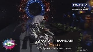 Bento - Ayu Putri Sundari | Final Sunsilk Hijab Hunt 2017 |