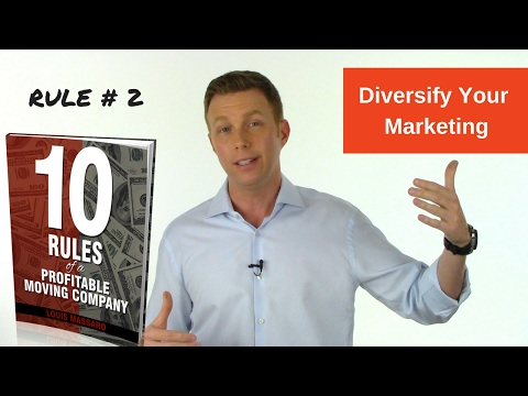 Diversify Your Moving Company's Marketing