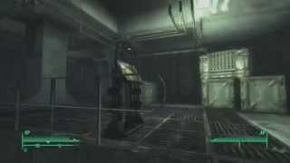 Escape Vault As A Baby- Fallout 3 Glitch