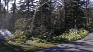 北海道道223号愛山渓上川線:愛山渓温泉~道道640号交点(Part1)[上川町]