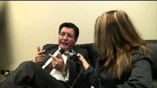 ENTREVISTA A MINISTRO MARCO NUÑEZ-MELGAR SOBRE PEXs sept 2012 (2/3) thumbnail