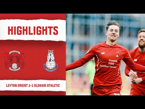 Leyton Orient Oldham Goals And Highlights