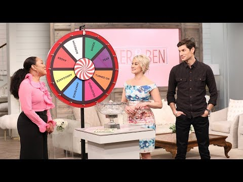 Wheel Of Emotions With Actress Lynn Whitfield! - Pickler & Ben