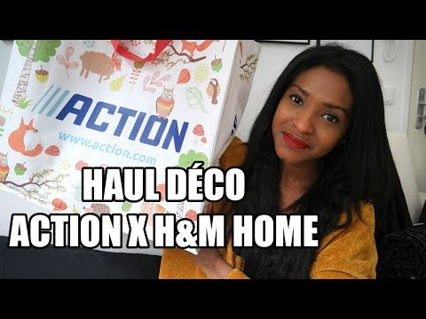 HAUL Déco 2019 : Action, H&M Home… – Manuela Miró