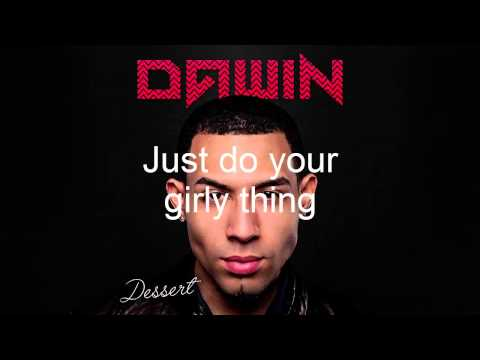 Dawin - Just Girly Things (Lyric)