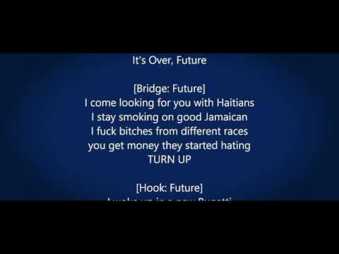 Ace Hood - Bugatti ft. Rick Ross, Future (lyrics)
