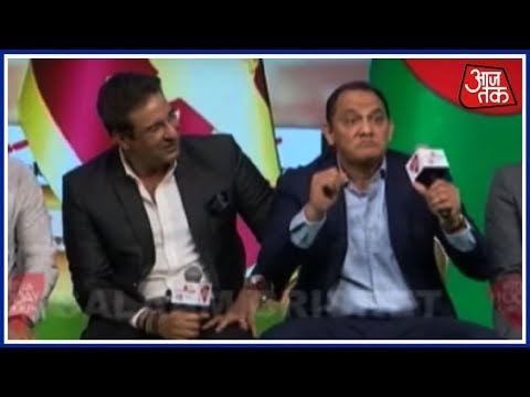 All In Good Fun: Azharuddin And Wasim Akram Troll Navjot Sidhu, Saeed Anwar At Salaam Cricket