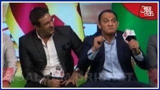 All In Good Fun: Azharuddin And Wasim Akram Troll Navjot Sidhu, Saeed Anwar At Salaam Cricket
