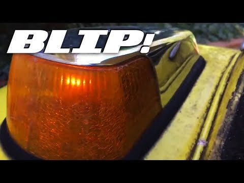 Here's Why Your Turn Signals Click | BLIP!