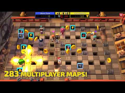 This Bomberman Like Game Is Currently Free For Pc Gamers Pokde Net