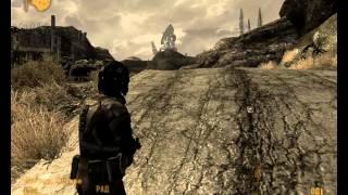 Fallout New Vegas 75 Тайная квартира рейнджеров НКР