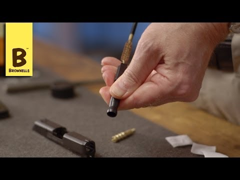 Firearm Maintenance: Ruger LCP Cleaning Part 2/4