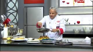 برنامج المطبخ – الشيف يسري خميس – حلقة السبت 13-12-2014 – Al-matbkh