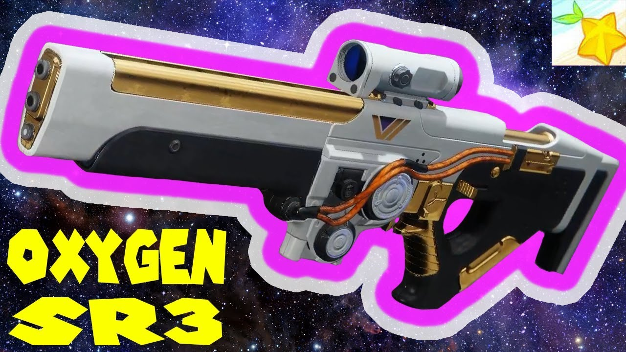 Is it worth the grind??? OXYGEN SR3 VANGUARD PINNACLE WEAPON review