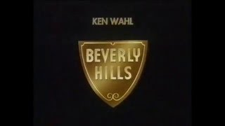 The taking of Beverly Hills Trailer 1991 (Guild)