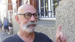 La butte aux Cailles avec Jean-Claude Lieberman
