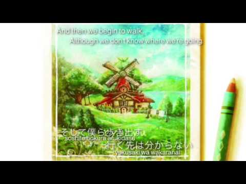 [Hatsune Miku] Breathe In - ryuryu - English, Romaji, Japanese subs