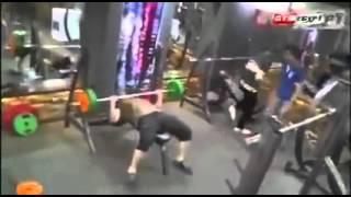 Как выбесить тренера | фитнес приколы мотивация