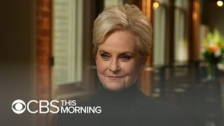 Cindy McCain opens up about her feelings on Trump's leadership