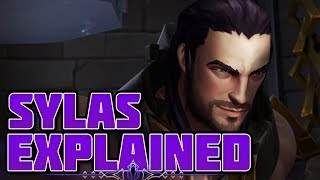sylas abilities
