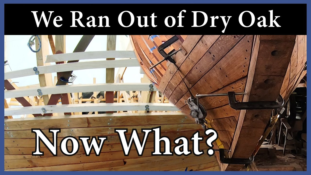 We Ran Out of Dry Oak, Now What?