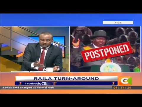 Citizen Extra : Raila Turn-around