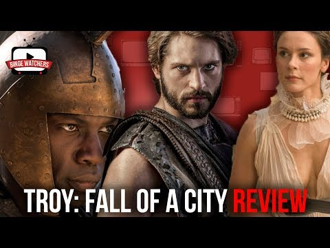 Troy: Fall Of A City Series Review (Spoiler Free!)