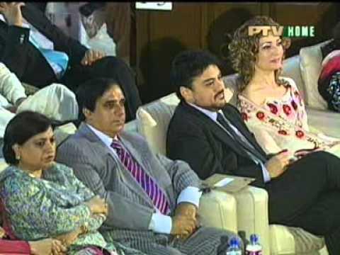 Ham Sa Ho Tu Samne Aye...........PTV Award Show 2010