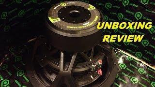 SOUNDQUBED HDS300 12 - REVIEW & UNBOXING