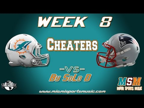 New England Patriots Diss Song #Cheaters  Remix by SoLo D Official Theme Song